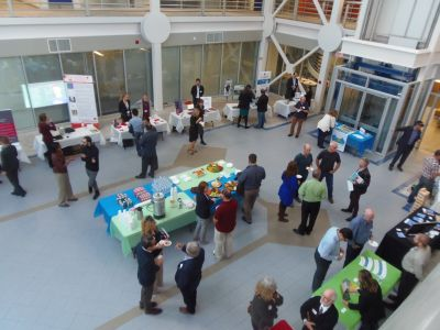 Educational Research and Innovation Hub iHub event