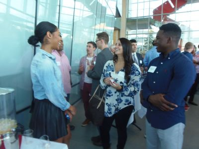 Goodman School of Business BioLinc event